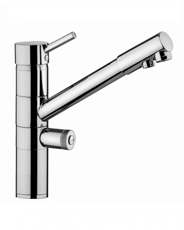 EWO Gourmet Elegance 271/NG brushed nickel